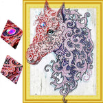 Special Shape Horse Cute Diamond Painting Kit - DIY