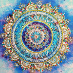 Special Shaped Mandala Diamond Painting Kit - DIY