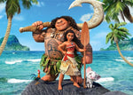 Moana Hawaii Diamond Painting Kit - DIY