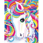 Beautiful Horse Diamond Painting Kit - DIY