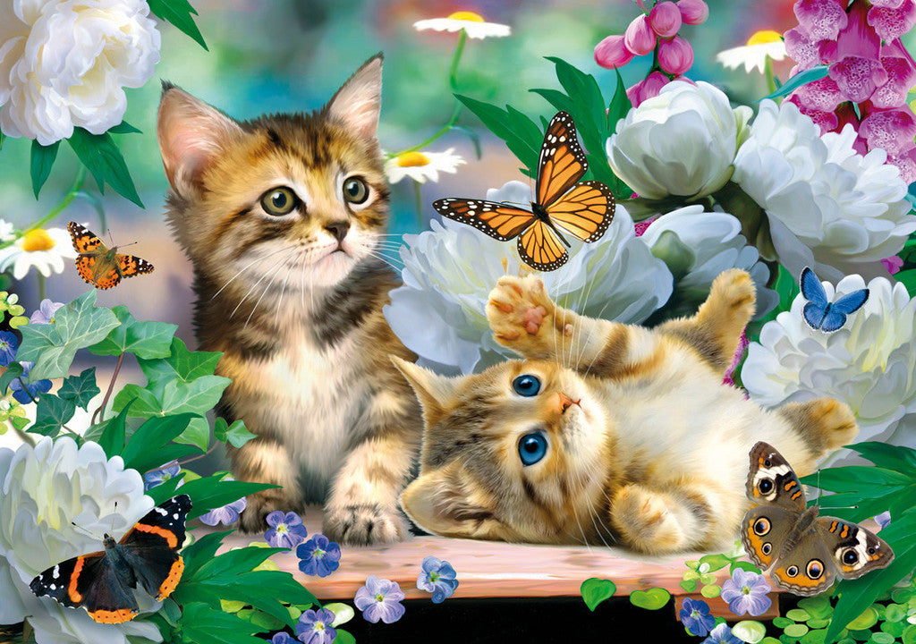 5d Cat Diamond Painting Kit Premium-80