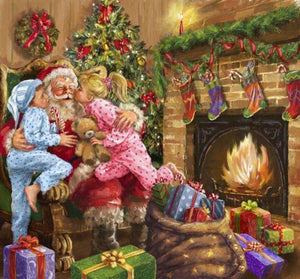 Christmas Diamond Painting Kit - DIY Christmas-41