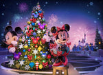 Disney Christmas Diamond Painting Kit - DIY Disney Christmas-7