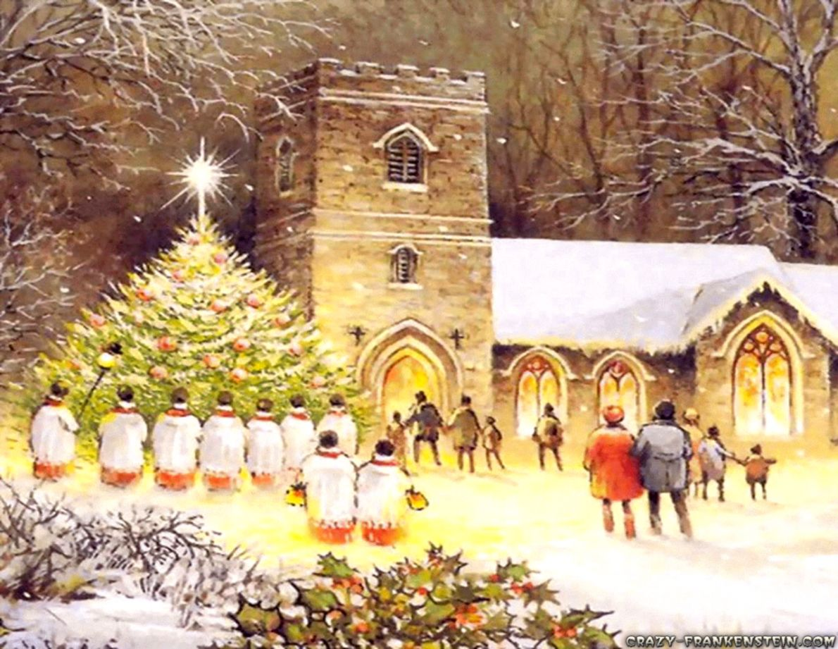 Christmas Diamond Painting Kit 5D - DIY Season 2-124