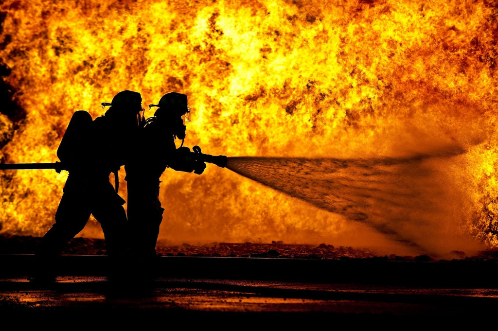 5d Fireman Firefighter Diamond Painting Kit Premium-15