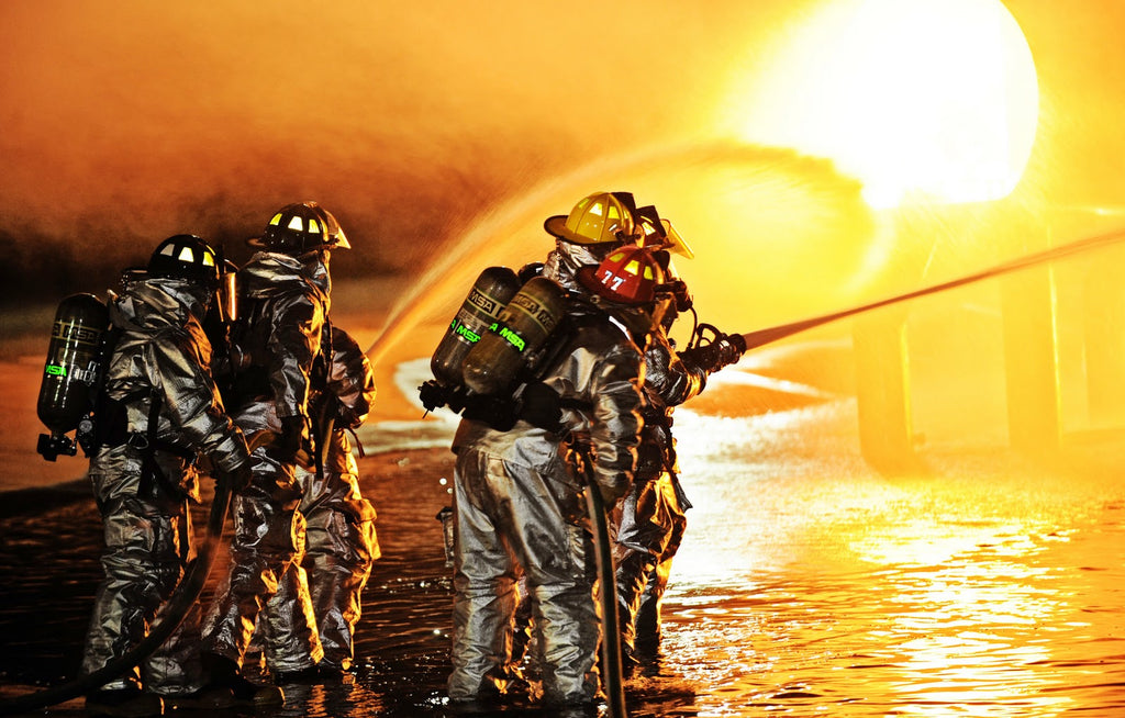 5d Fireman Firefighter Diamond Painting Kit Premium-26