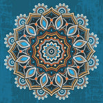 Mandala Diamond Painting Kit - DIY Mandala-2