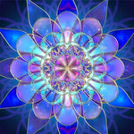 Mandala Diamond Painting Kit - DIY Mandala-32