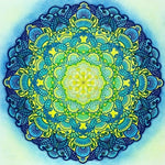 Mandala Diamond Painting Kit - DIY Mandala-35