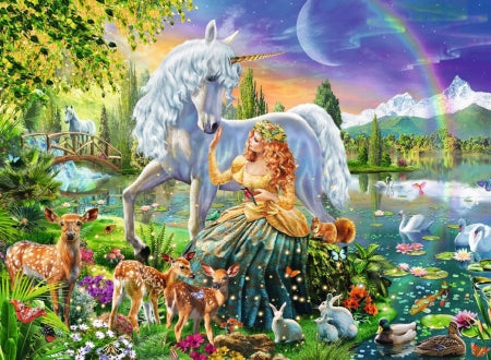 Unicorn Diamond Painting Kit - DIY Unicorn-24