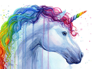Unicorn Diamond Painting Kit - DIY Unicorn-62