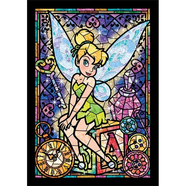 Tinker Bell Diamond Painting Kit - DIY