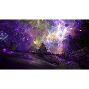 Nebula Diamond Painting Kit - DIY