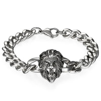 BONISKISS Men'S Stainless Steel Bracelet
