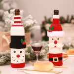 Wine Glass Decoration for christmas party