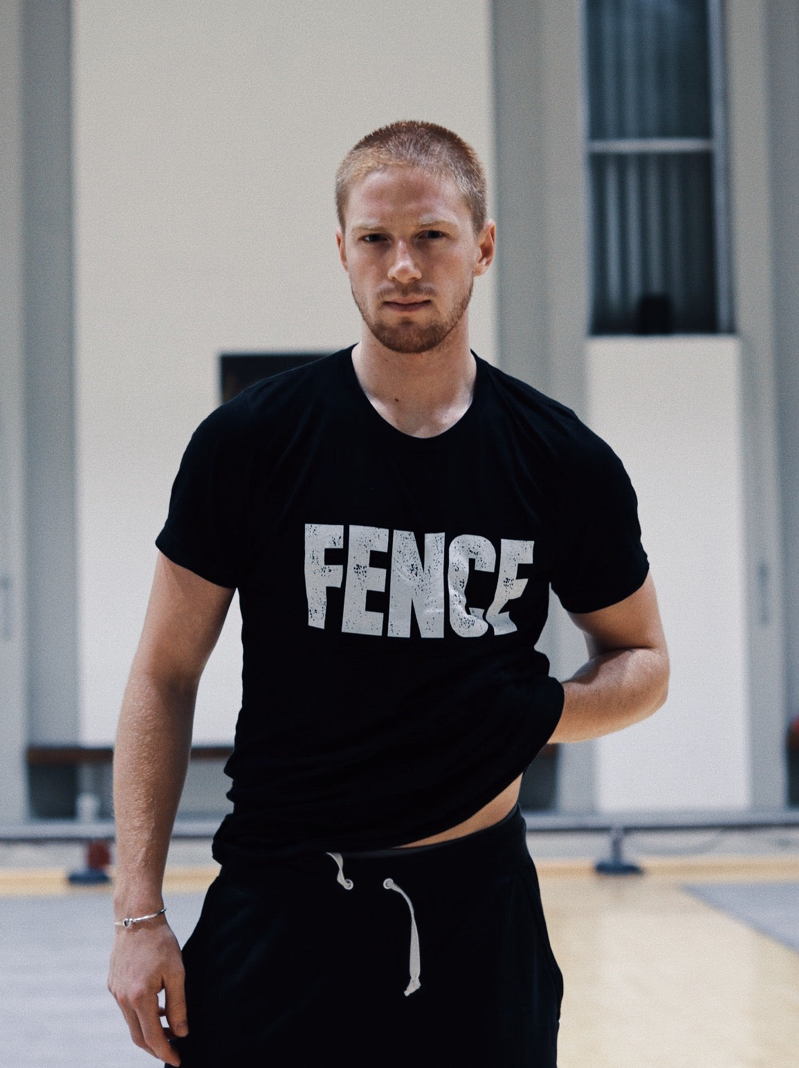 FENCE : Short-Sleeve Unisex T-Shirt