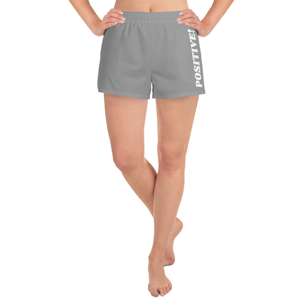 I am Positive! Athletic Shorts