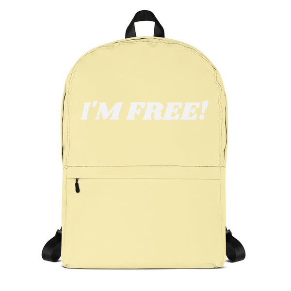I'm Free! Backpack