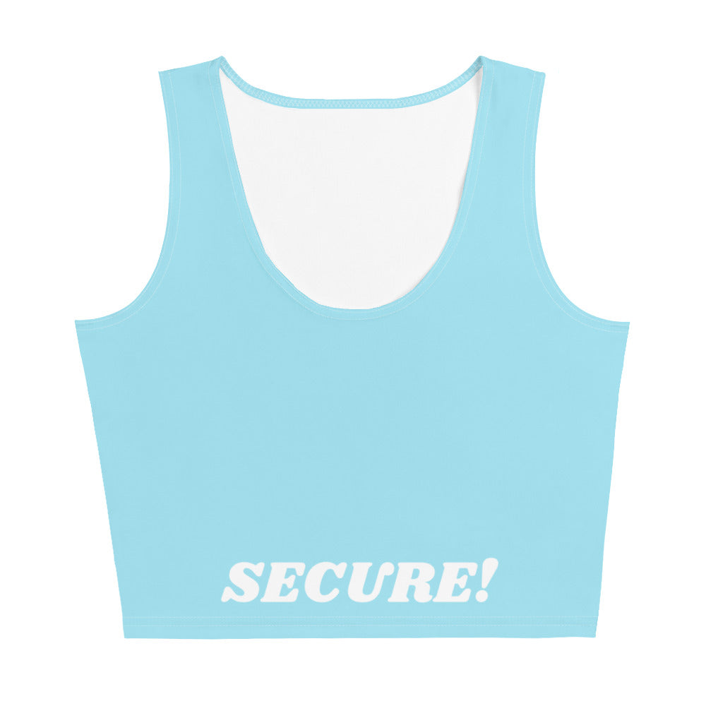 I am Secure! CropTop