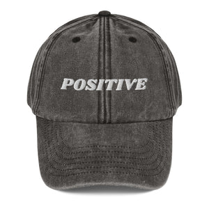 I am Positive! Dad Hat