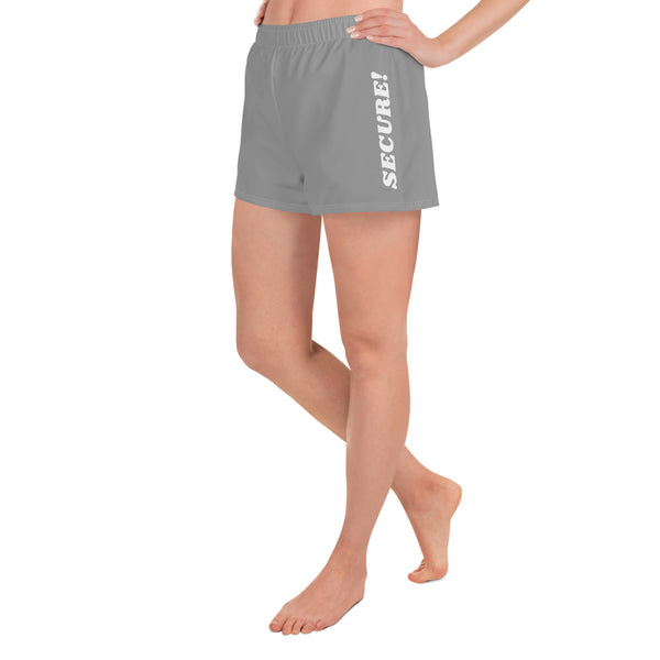 I am Secure! Athletic Shorts