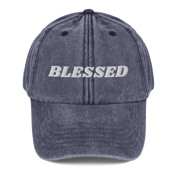 I am Blessed! Dad Hat