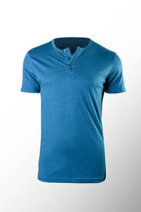 A New Look with a Teal Henley