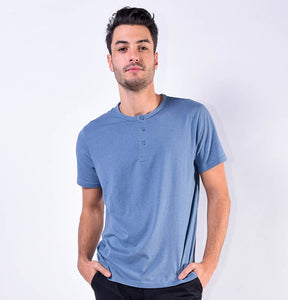 The Stylish Comfort Of Teal Henley Shirts