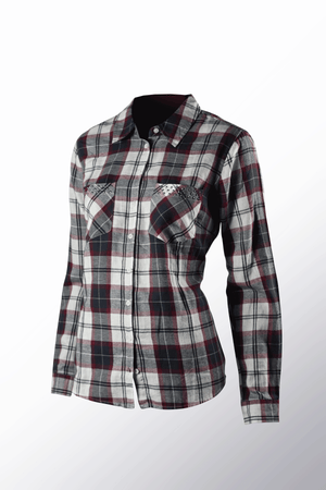 2-Pocket Black Or White Checkered Shirt