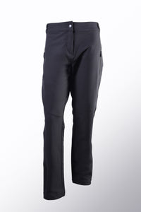 Black Chino Work Pants