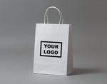4 Paper Bag Mockup - Grand Design Shop