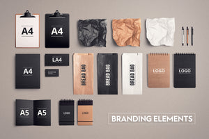 Food & Restaurant Mockup Collection