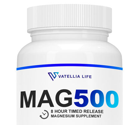 Sustained Release Magnesium