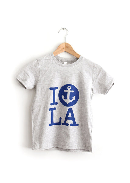 Blue Kids 'I Anchor LA'