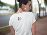 T-shirt Donna tributo a Marilyn Monroe versione Tattoo - WebLogo Store