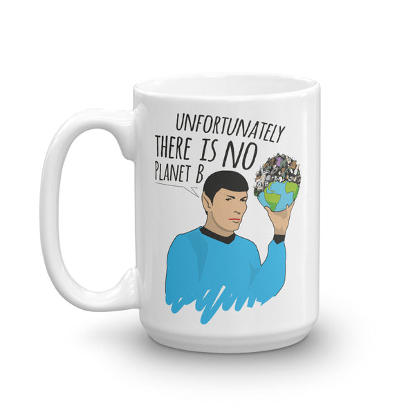 Tazza There is no Planet B - WebLogo Store
