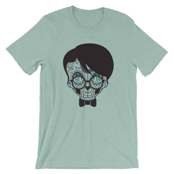 T-Shirt unisex Teschio Harry Potter - WebLogo Store
