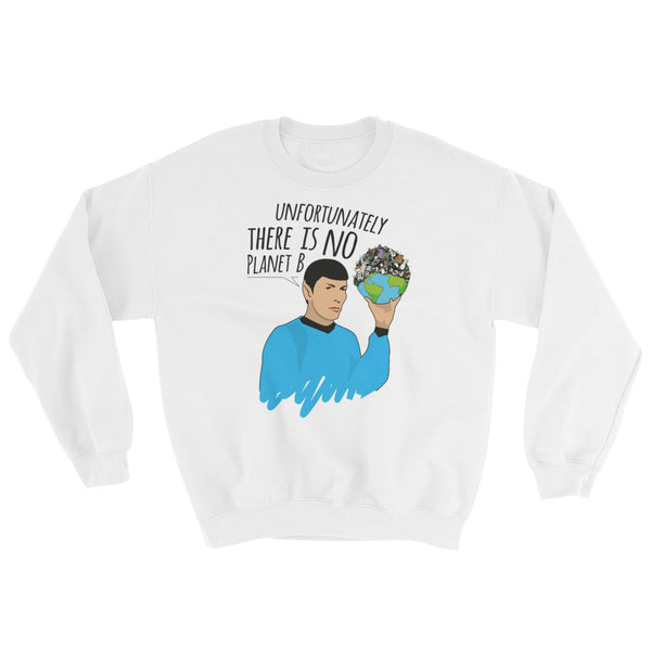 Maglia Spock Star Trek - Unfortunately There is no Planet B - WebLogo Store