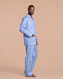 Royal 190 Striped Men's Cotton Pajama