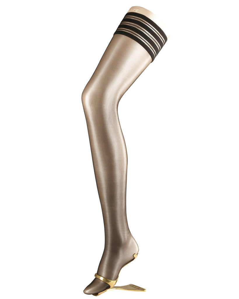 Nude Diamond 10 Stay-Up from Falke