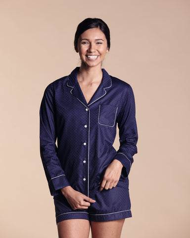 Alba Frida Cotton Pajama