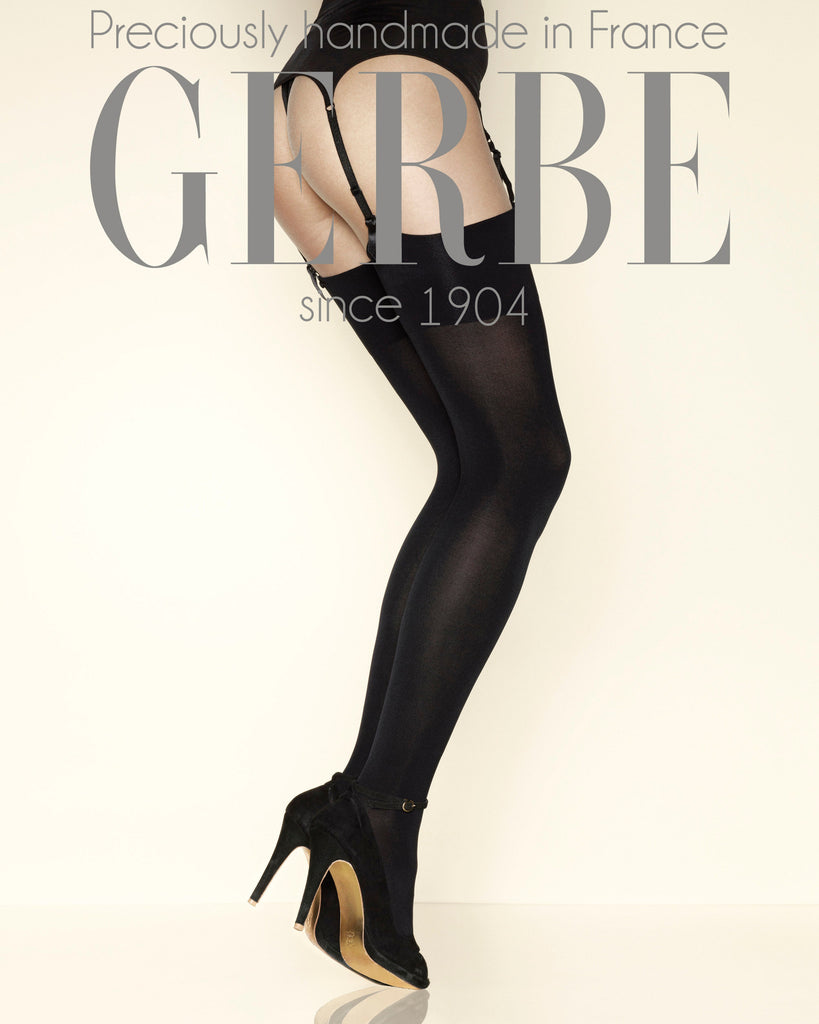 Opaque Stocking from Gerbe