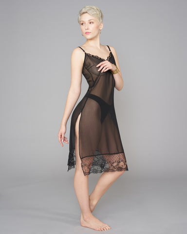 Sora Silk Gown