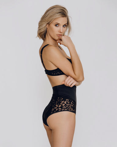 Luna Soutache Lace Bodysuit
