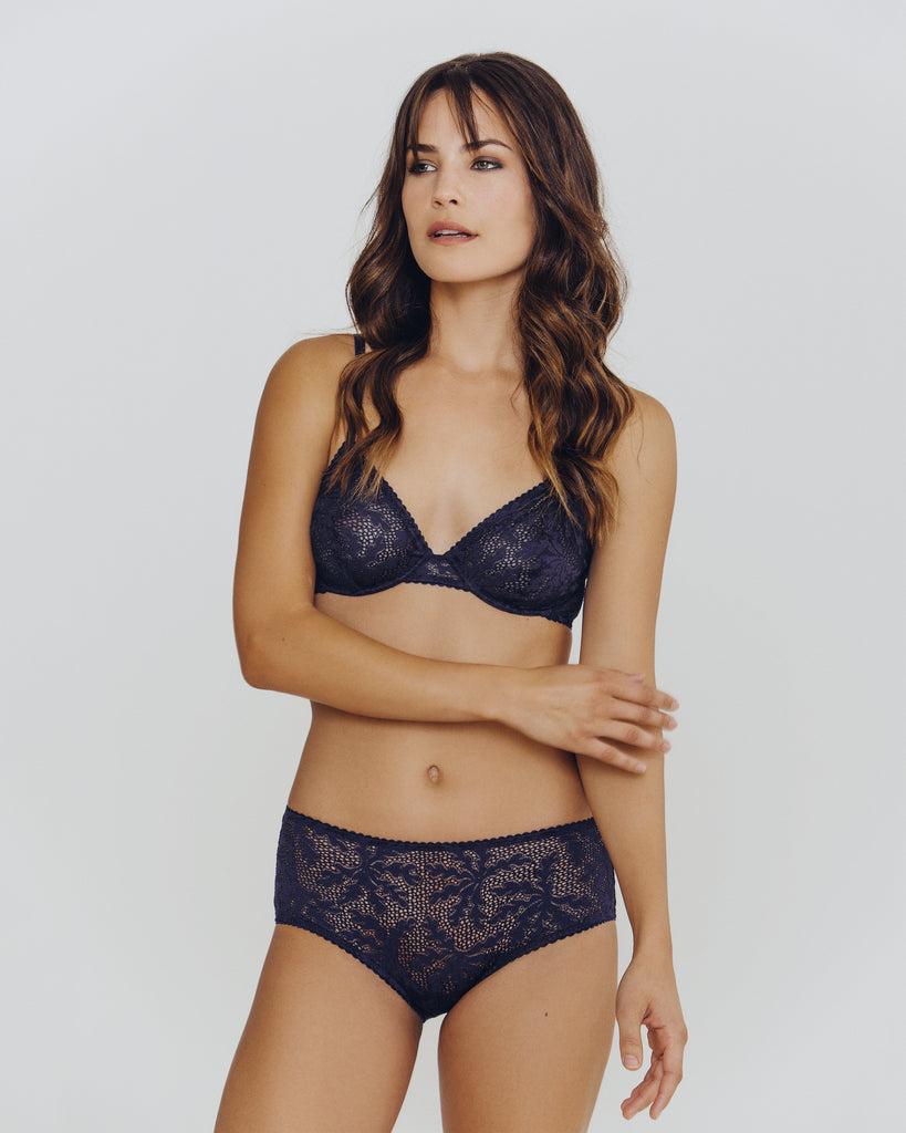 Beauté Macrame Lingerie Set from Lise Charmel