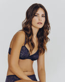 Easy to layer under even the thinnest of t-shirts, this bra provides a beautiful natural shape from Lise Charmel