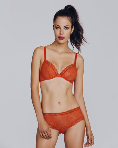 74fe266f680 Ermitage Red Star Cup Lingerie Set