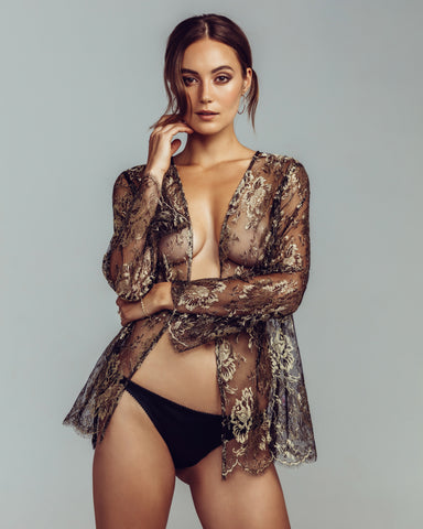 Barely There Bed Jacket