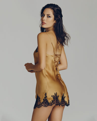 Golden Heron Bodysuit