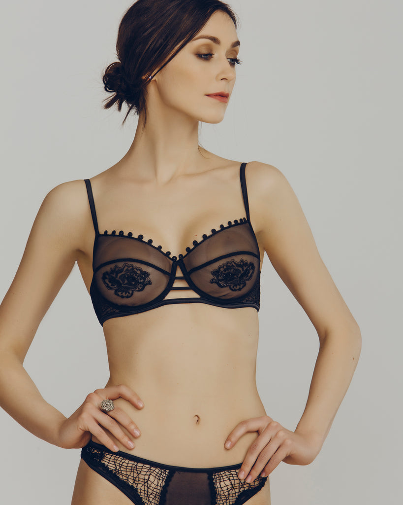 Scandal Lingerie Set from R Crescentini